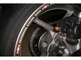 """Proužky na ráfky RACING REFLECTIVE velikost 17"""" / 17"""""""